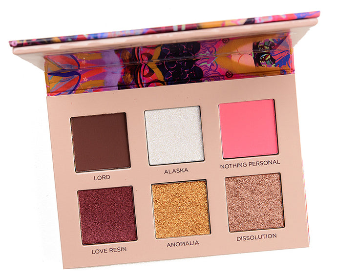 NABLA Cosmetics Metropolitan Cutie Palette Review & Swatches