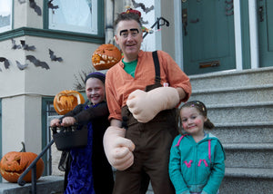 Trick or Street: Hot Hoods for Trick-or-Treating