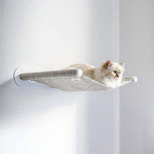 Karl Lagerfeld's pet Choupette collaborates with LucyBalu on Swing cat bed