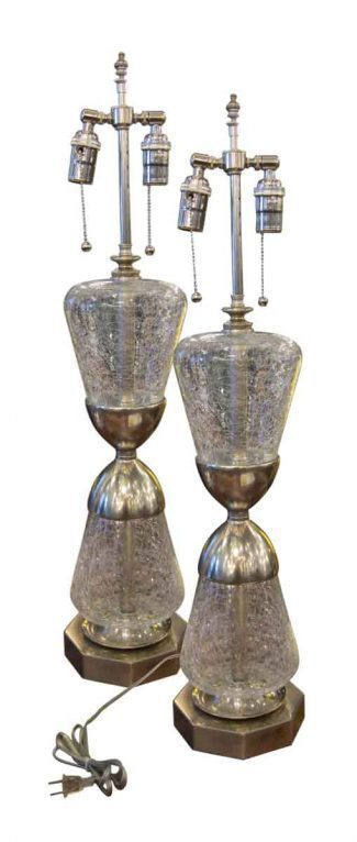 New Antique Glass Lamps