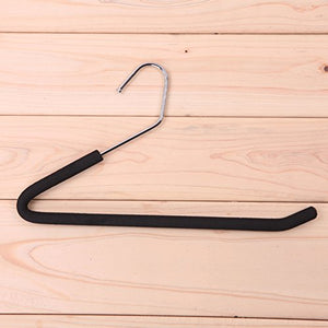 Z Sponge Anti-skidding Pants Hanger Versatile Pants Rack-C
