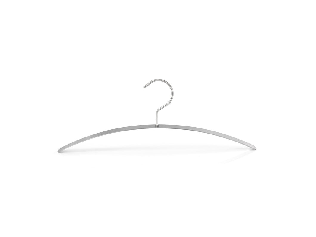 Stainless Steel Hanger - Coat Hanger - Bowed