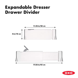 Online shopping oxo good grips expandable dresser drawer divider 2 pack