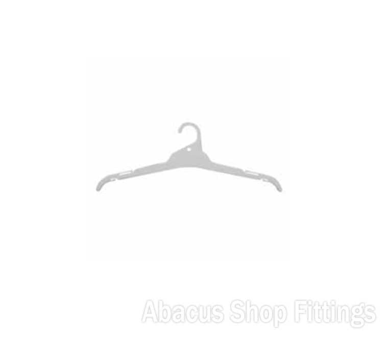 SHIRT HANGER WHITE - L12 (10)