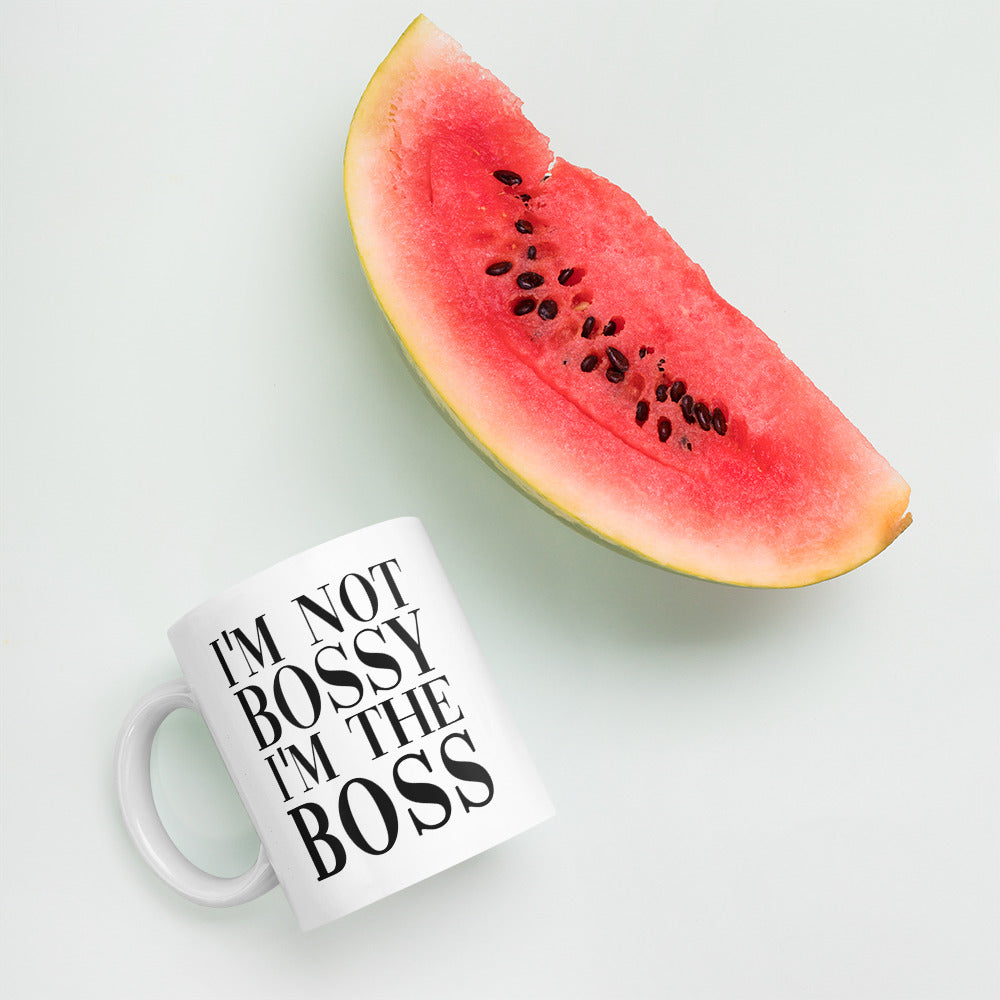 I'm Not Bossy, I'm the Boss Mug