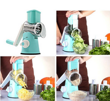 Load image into Gallery viewer, Rotary Vegetable Slicer