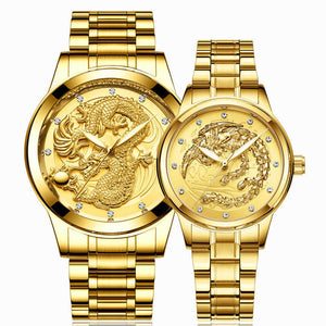Lucky Dragon Watch Bundle (With Free Piyao Bracelet)