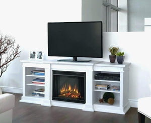 Incredible Heater Tv Stand