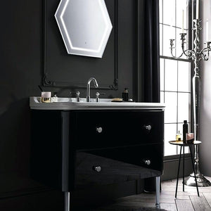 wall mounted bathroom vanity with regard to inviting monochrome bathrooms and vanity sink units kids room ideas.