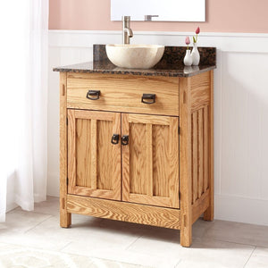Adorably 30 Inch Vessel Sink Vanity