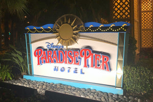 Dated but with Disneyland perks: A review of Disney's Paradise Pier Hotel