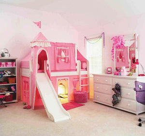 European Toddler Beds For Girls