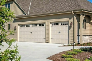 Seductive Garage Door Accents