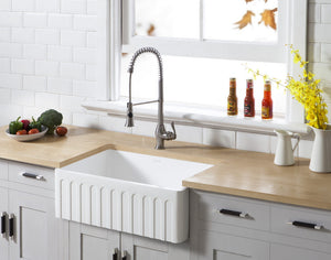 Solid surface has become a popular and loved material within both the kitchen and bath space