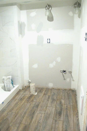 Essentials Faux Marble Tile