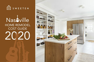 The costs to remodel in Nashville in 2020, including  kitchen, bath, and whole-home (plus outdoor budgets and permit tips!)