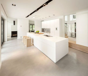 Home Decorating Ideas Kitchen Huizen-modern-country-home-kitchen1