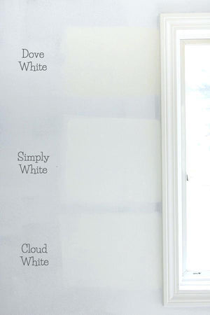 Inspiration Benjamin Moore Simply White