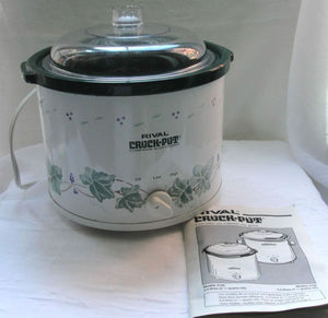 Winsome 2 Quart Crock Pot