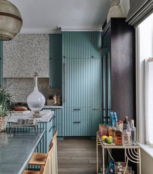 The Chinoiserie Kitchen - Design Trends 2021