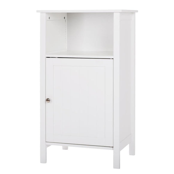 FCH One Door Bathroom Cabinet White