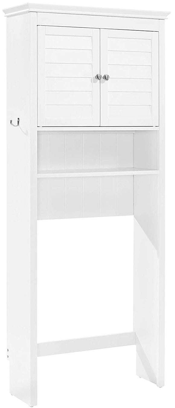Crosley Furniture Lydia Space Saver Bathroom Cabinet - Espresso