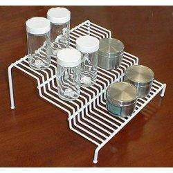 3 Shelf Wire Spice Rack