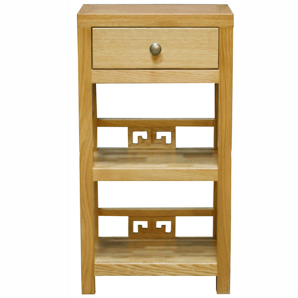 Woodstock Oak Mini Bathroom Cabinet