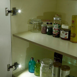 Kitchen Cabinet Sensor Light