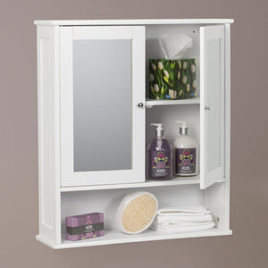 Carre Bathroom Wall Cabinet