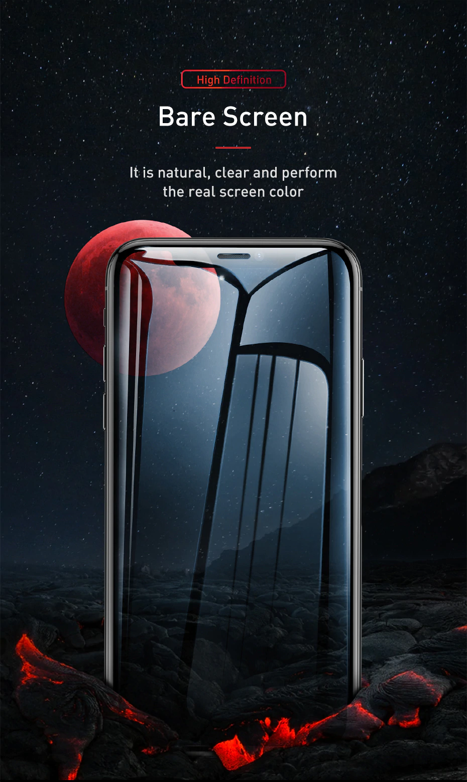 0.3mm Ultra Thin Tempered Glass Film Full Screen Protector For iPhone 11 Ultra Clear Display Screen Protection For iPhone 11 Pro