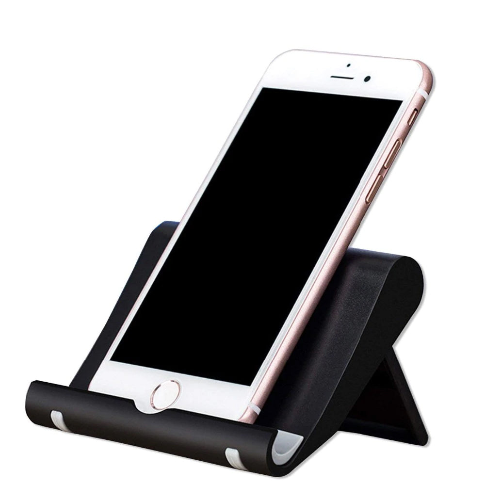 Adjustable Desktop Phone & Tablet Holder Adjustable Angle Table Tablet Stand Holder for iPhone X 8 7 Plus Samsung Galaxy Note Tablet iPad Stand