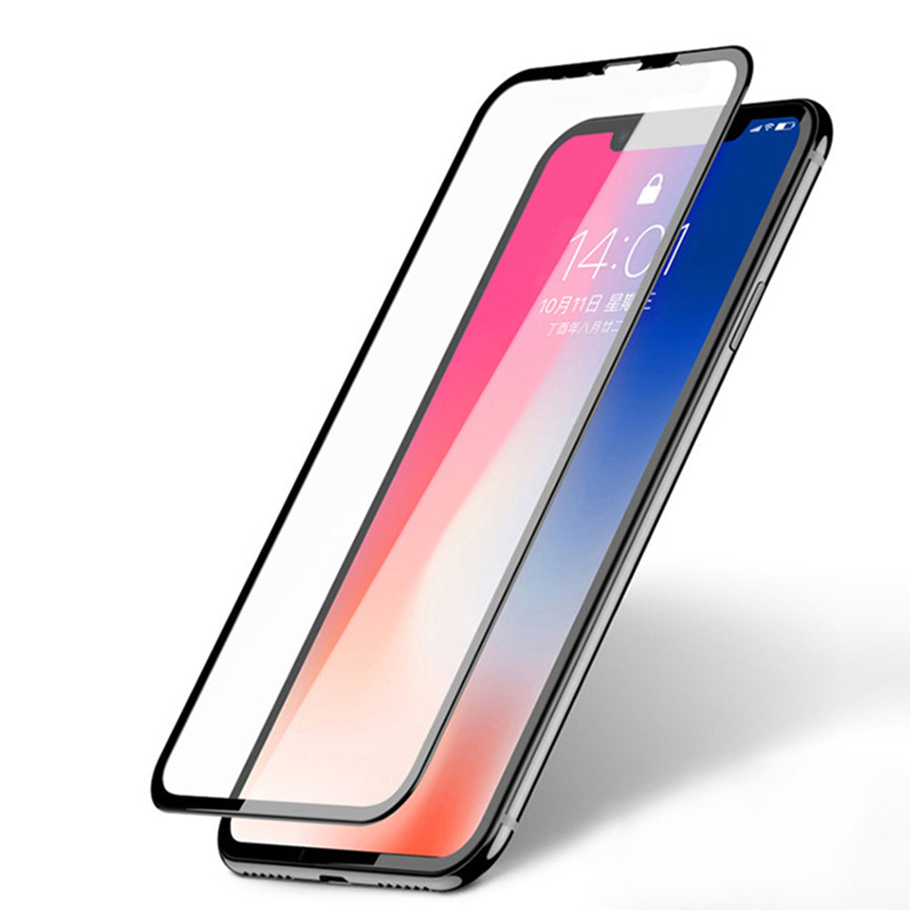 Full Coverage 3D 0.3mm Tempered Glass Screen Protector For iPhone XR XS MAX X 8 8 Plus 7 6 6S Plus Ultra Transparent Protective Glass Film
