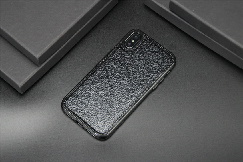 Luxury Vintage Leather Case for iPhone X PU Leather Case Magnetic Back Cover for iPhone 9 8 7 6 6S Plus 5 XS XR XS Max