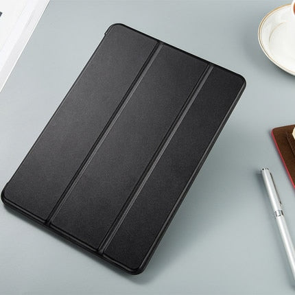 Magnetic Flip Stand Smart Case For iPad 7th 8th Generation Apple iPad 10.2 2019 A2197 A2198 A2200 iPad 7 8 Case Premium Synthetic Leather With Microfiber Lining