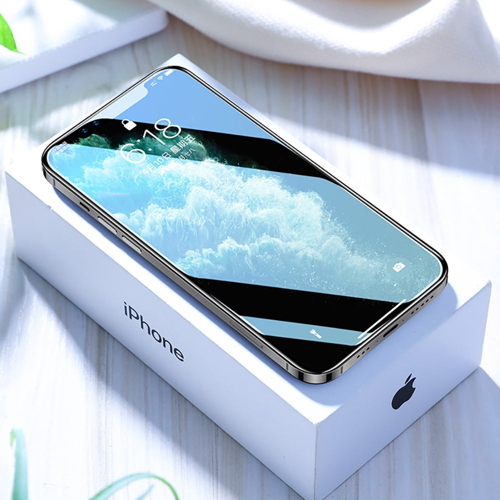 Special Grade 9D Tempered Glass Screen Protector For iPhone 12 Pro Max Full Front Cover Protective HD Glass Film For iPhone 12 Mini Pro Max Tempered Film Cover