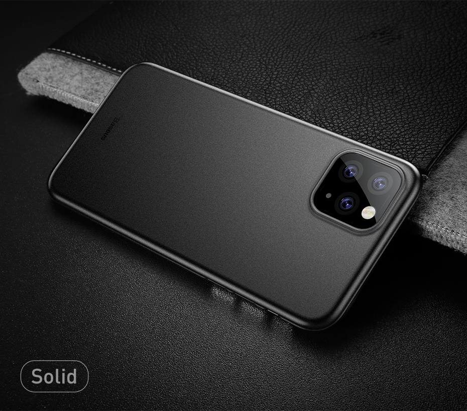 Super Ultra Slim Deluxe Back Cover Protective Case for iPhone 11 Pro Max 0.4mm Thin Fitted Case for iPhone X XR XS XS Max Back Cover