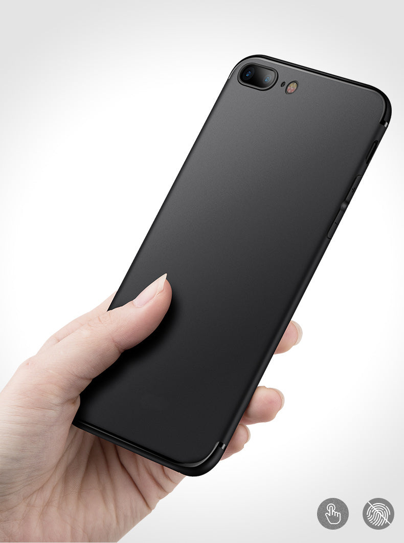 Ultra Thin Anti Fingerprint Matte Mobile Phone Cases for iPhone X XS XR XS Case Matte Finished Hard Cover for iPhone 7 8 6