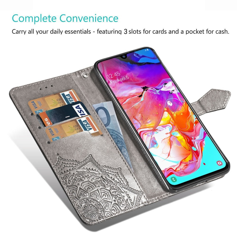 Vintage Leather Cardholder Flip Case For Apple iPhone XS Max XR X 6 6s 7 8 Plus 5S SE 5 With Bank Card Slots Flip Wallet Case For iPhone X S Max