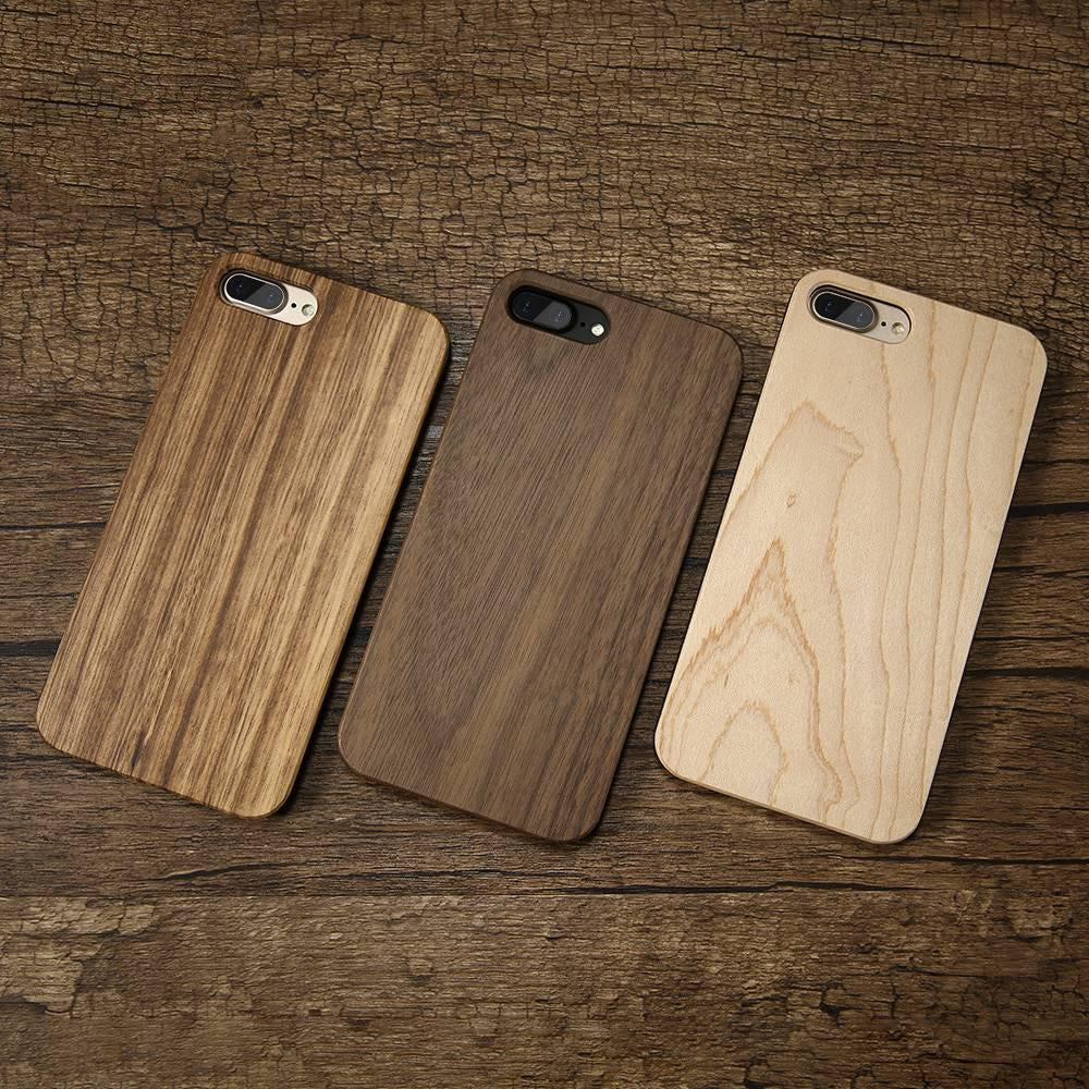 Woodcessories - Bamboo / Cevlar Cover - iPhone XS Max - Wooden
