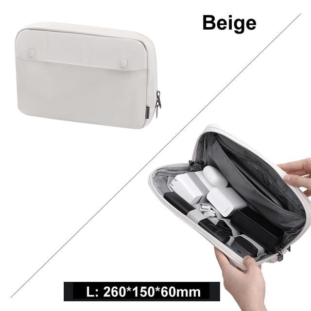 iPhone Kit Bag Gadget Storage Case For iPhone Portable Digital Devices Storage Bag Waterproof Fabric Travel Bag Phone Universal Phone Bag