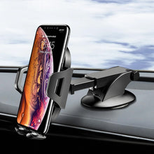 Load image into Gallery viewer, In-Car Phone Holder For iPhone X XS 360 Degree Rotation Universal Car Dashboard Windshield Mount For iPhone Phones