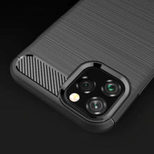 Load image into Gallery viewer, Smart Carbon Fiber Design Business Case For 2019 iPhone 11 Pro Case For iPhone 11 10S Xs Max 5 5S Se X Xr 10 6 6S 7 8 Plus iPhone Case