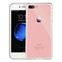 Load image into Gallery viewer, Ultra Thin Anti-Scratch Protective Transparent Case For iPhone X 8 7 Plus Clear Soft Flexible Gel Transparent Skin TPU Bumper Case for iPhone 6 6s Plus