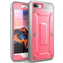 Load image into Gallery viewer, Ultra Rugged Heavy Duty Full-Body Armor Casing For iPhone 7 Plus Protective Cover With Holster Clip And Built-in Screen Protector
