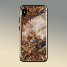 Load image into Gallery viewer, Vintage Baroque Fine Art Print Phone Case Tempered Glass Phone Case Soft Silicone Shell Cover For Apple iPhone 6 6s 7 8 Plus X XR XS MAX
