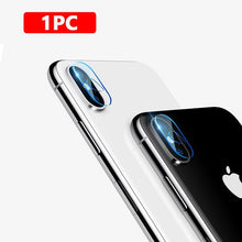 Load image into Gallery viewer, Ultra Thin 0.15mm Glass Film Camera Lens Protectors For iPhone 11 Pro Max Scratch Proof Back Camera Lens Protection Film