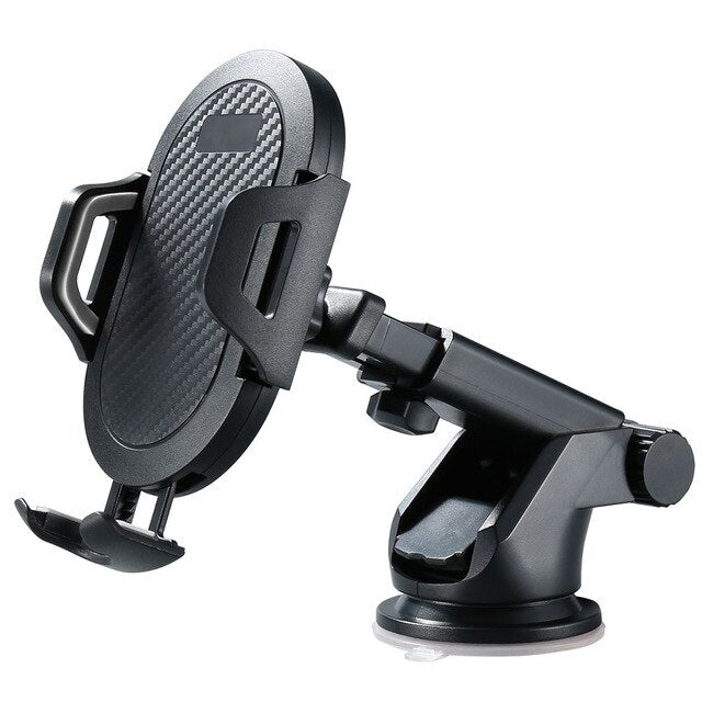 In-Car Phone Holder For iPhone X XS 360 Degree Rotation Universal Car Dashboard Windshield Mount For iPhone Phones