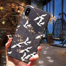 Load image into Gallery viewer, The Wave 3D Phone Case For iPhone 11 Pro Max Cute Arty Creative Cover For iPhone 7 8 6s 6 s Plus Case For iPhone SE 2020 X XR XS Max 5 s 5s se Cases