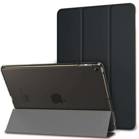 Magnetic Flip Stand Smart Case For iPad 7th 8th Generation Apple iPad 10.2 2019 A2197 A2198 A2200 iPad 7 8 Case Premium Faux Leather + Microfibre Lining